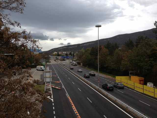 Photo de l'Autoroute Blanche